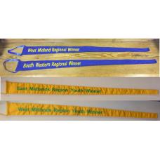 Standard Bearers Competion Winners ribbon.
