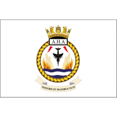 Aircraft Handlers Association (AHA) 3x2