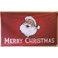CHRISTMAS FLAG   5ft x 3ft / 152x91