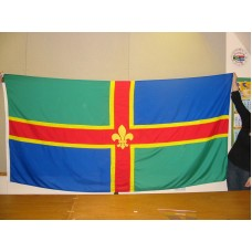 Lincolnshire County Flag