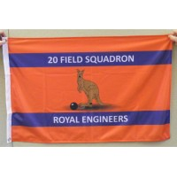 20 FLD SQN RE - 3ft x 2ft