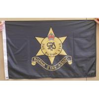 BURMA STAR FLAG - 5ft x 3ft