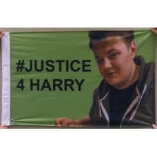 Justice for Harry Dunn - Design 1