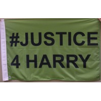 Justice for Harry Dunn - Design 2