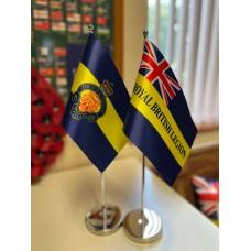RBL Desk Flag