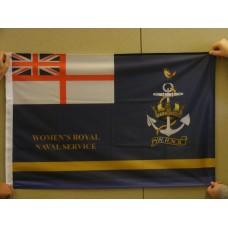 WRNS Flag - 3ft x 2ft